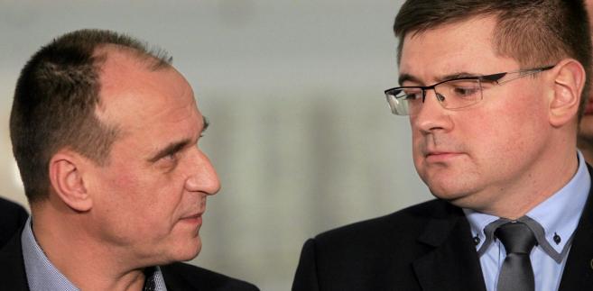 Ostateczną decyzję ws. kandydata na prezydenta musi jeszcze podjąć Paweł Kukiz - dodał.Paweł Kukiz i Tomasz Rzymkowski
