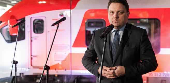 Marcin Chludziński, prezes Agencji Rozwoju Przemysłu