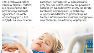 Prawa dziecka w szpitalu