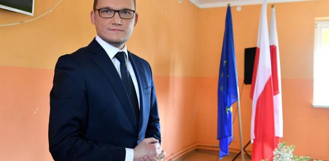 Paweł Szefernaker wiceminister MSWiA