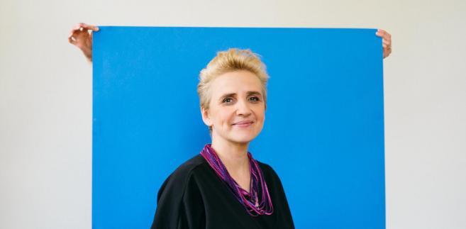 Joanna Scheuring-Wielgus Fot. Maksymilian Rigamonti