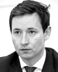 Paweł Banasik szef zespołu ds. podatku od nieruchomości w Deloitte, pełnomocnik skarżącej spółki