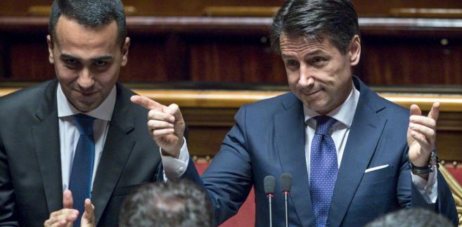 Nowy premier Włoch Giuseppe Conte