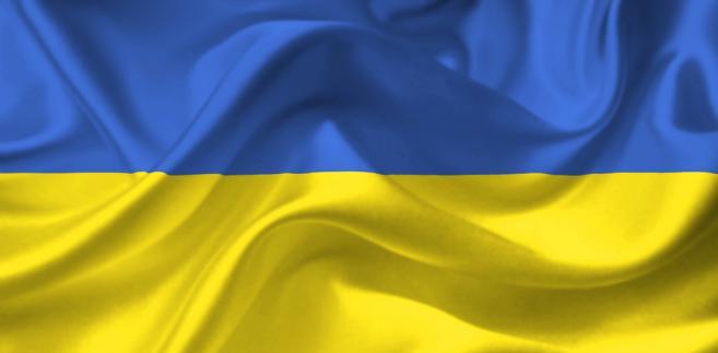 Ukraina flaga