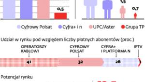 Rynek płatnej telewizji w Polsce