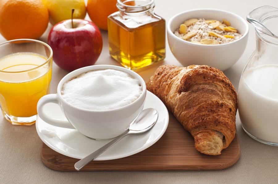 Włoskie śniadanie