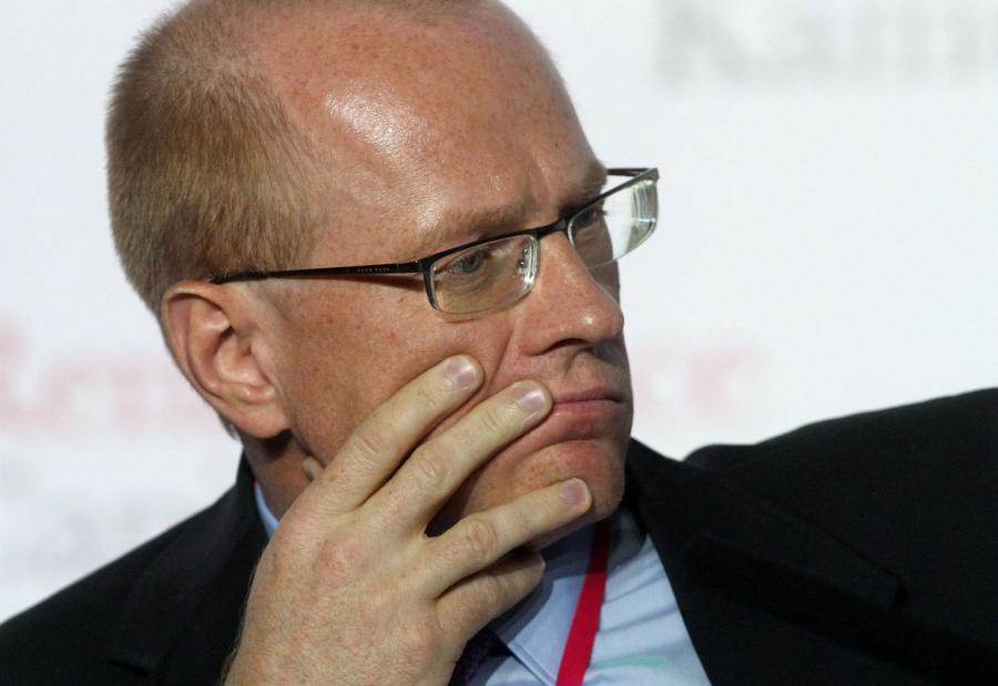 Szef GPW Ludwik Sobolewski.