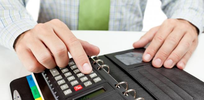 finanse, kalkulator