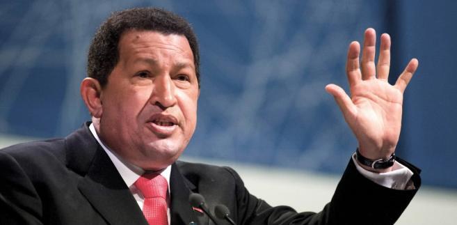 Nicolasa Maduro namaścił Hugo Chavez (na zdjęciu), który chciał iść w ślady braci Castro