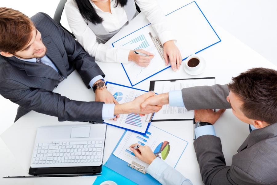 firmy, biznes, umowa