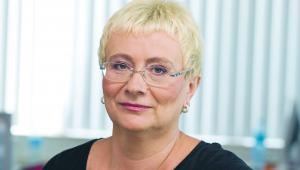 Bożena Wiktorowska dziennikarz Gazety Prawnej