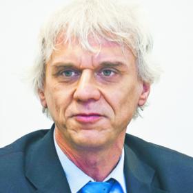 """Maciej Strączyński, prezes Stowarzyszenia Sędziów Polskich """"Iustitia"""""""