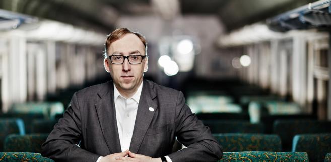 Prezes PKP Jakub Karnowski sam złożył rezygnację z pełnionej funkcji