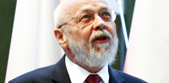 Stanisław Dąbrowski - prezes Sądu Najwyższego