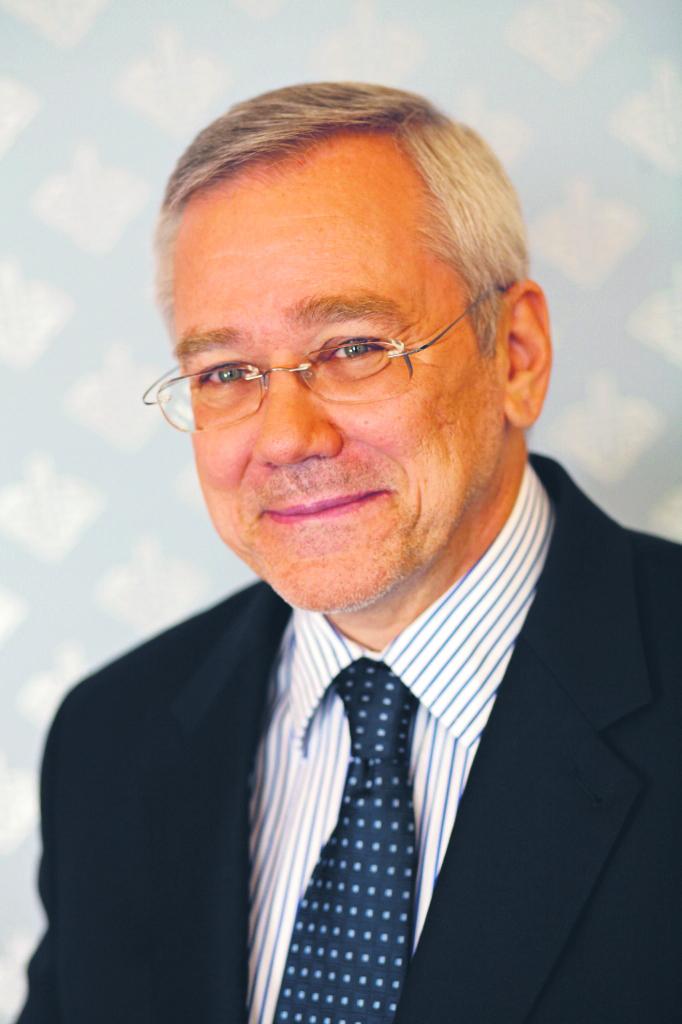 Andrzej Arendarski prezes Krajowej Izby Gospodarczej