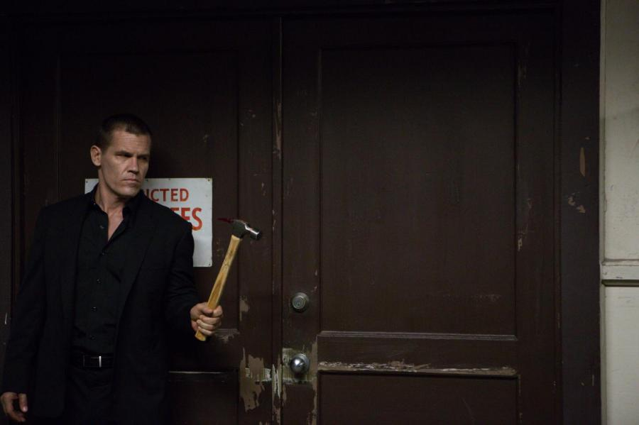 "Josh Brolin w filmie ""Oldboy"""