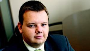 Michał Borowski, menedżer zespołu VAT w Kancelarii Ożóg i Wspólnicy