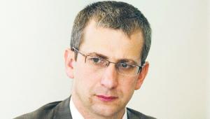 Tomasz Tratkiewicz, dyrektor departamentu VAT w Ministerstwie Finansów