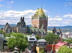 Quebec City w Kanadzie