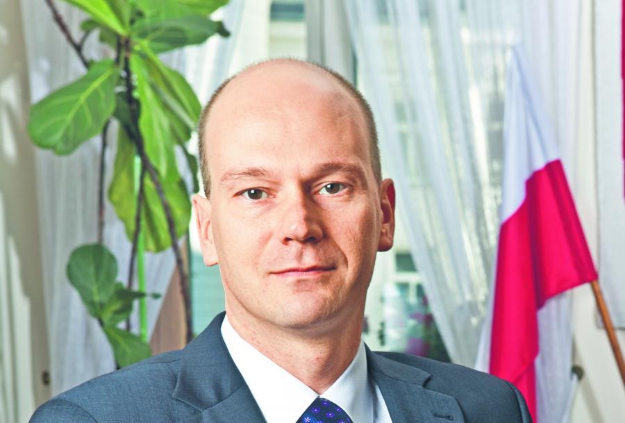 Maciej Berek/ fot. Wojtek Górski