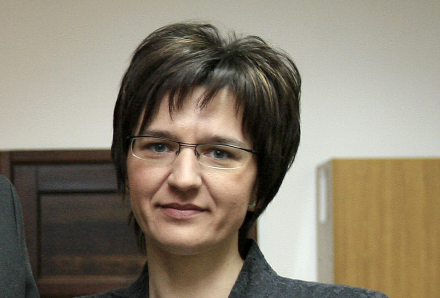 Anita Gwarek/ fot. Wojtek Górski