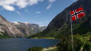 Wpływ na rosnące znaczenie pracowników z zagranicy ma także postępujące starzenie się norweskiego społeczeństwa
