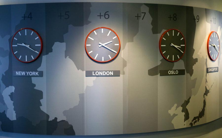 zegary, giełda
