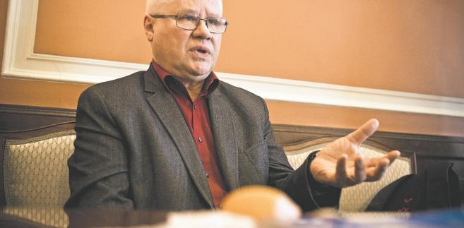 Jerzy Hausner, fot Wojtek Górski