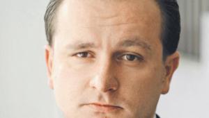Jacek Skała prokurator, przewodniczący Związku Zawodowego Prokuratorów i Pracowników Prokuratury RP / fot. Paweł Ulatowski