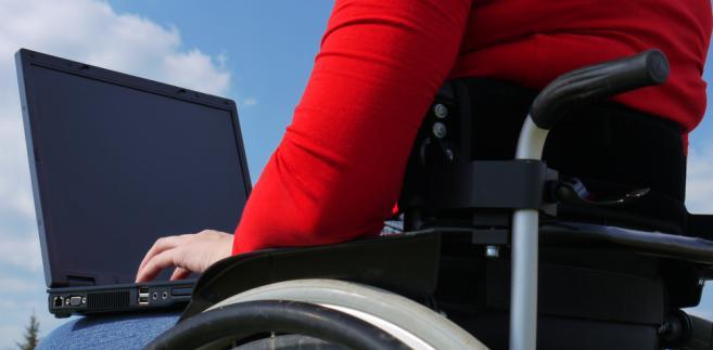 niepełnosprawni, pracownik