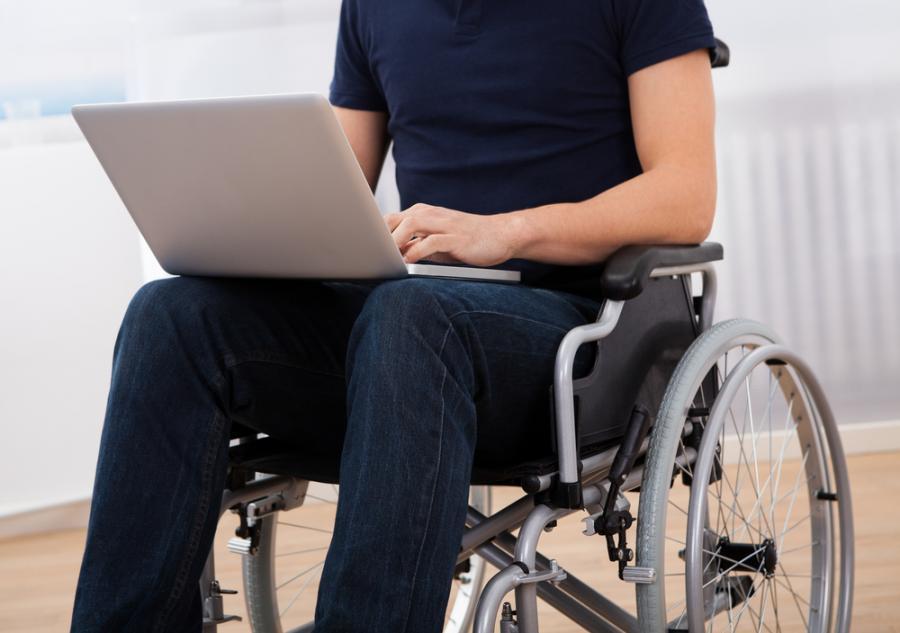 niepełnosprawni, praca
