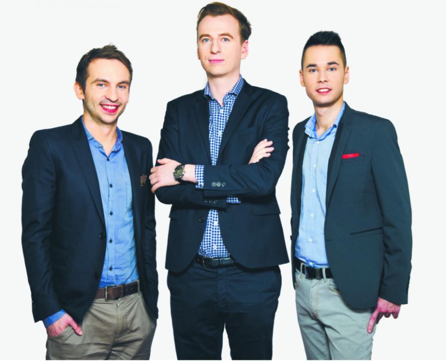 Kuba Koziej, Piotr Sosnowski i Kacper Krawczyk podpowiedzą, jak napisać doskonałe CV