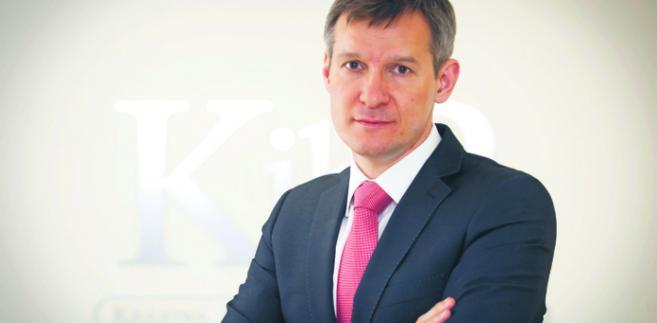 Krzysztof Burnos, prezes Krajowej Rady Biegłych Rewidentów