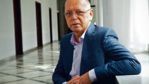 Dr Waldemar Gontarski, dziekan Wydziału Prawa w Europejskiej Wyższej Szkole Prawa i Administracji w Londynie