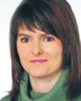 Izabela Nowacka specjalista ds. kadrowo-płacowych