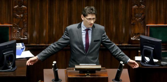 Poseł niezrzeszony, członek partii Stonoga Partia Polska, Jarosław Gromadzki
