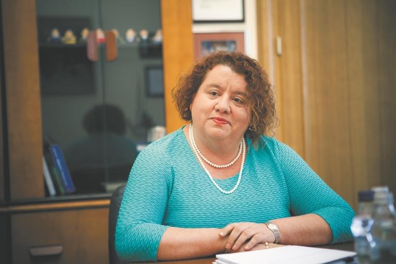 Claudia Torres-Bartyzel, szefowa służby cywilnej