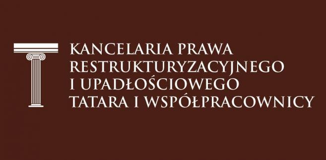 Kancelaria Prawa Restrukturyzacyjnego i Upadłościowego Tatara i Współpracownicy