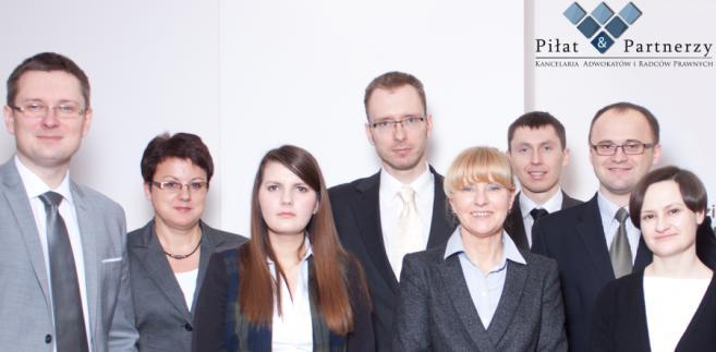 Piłat & Partnerzy. Kancelaria Adwokatów i Radców Prawnych