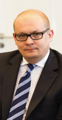 dr Tomasz Zalasiński, konstytucjonalista z kancelarii DZP, członek Obywatelskiego Forum Legislacji