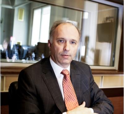 Andrzej Jakubiak, przewodniczący Komisji Nadzoru Finansowego. fot. Wojtek Górski