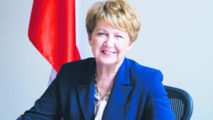 Teresa Wargocka, wiceminister edukacji narodowej