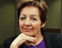 prof. Ewa Helwich konsultant krajowy w dziedzinie neonatologii, która prowadziła kontrolę w warszawskim Szpitalu Specjalistycznym im. Świętej Rodziny na ul. Madalińskiego