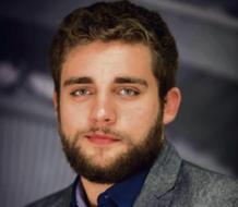 Maciej Mrowiec student Wydziału Prawa i Administracji Uniwersytetu Śląskiego