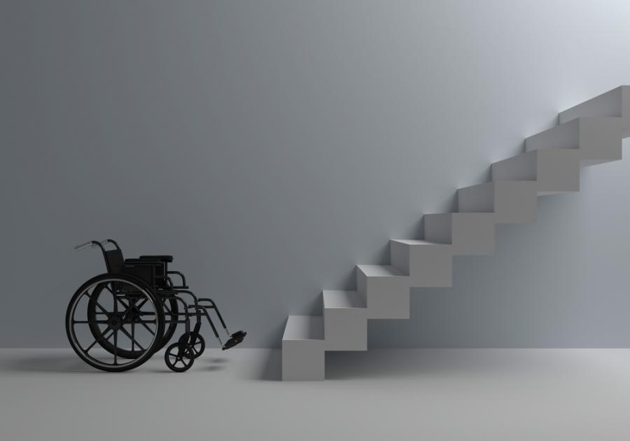 niepełnosprawni dyskryminacja bariery