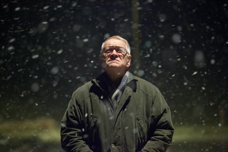 """Andrzej Seweryn w filmie """"Ostatnia rodzina"""""""