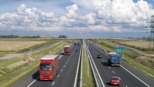 Za darmo można jechać np. długim odcinkiem A4 od Krakowa do granicy z Ukrainą
