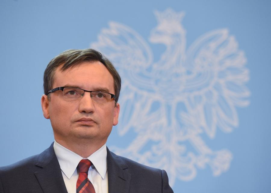Minister sprawiedliwości prokurator generalny Zbigniew Ziobro