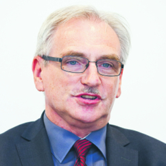 Marek Olszewski przewodniczący Związku Gmin WiejskichRP, wójt gminy Lubicz
