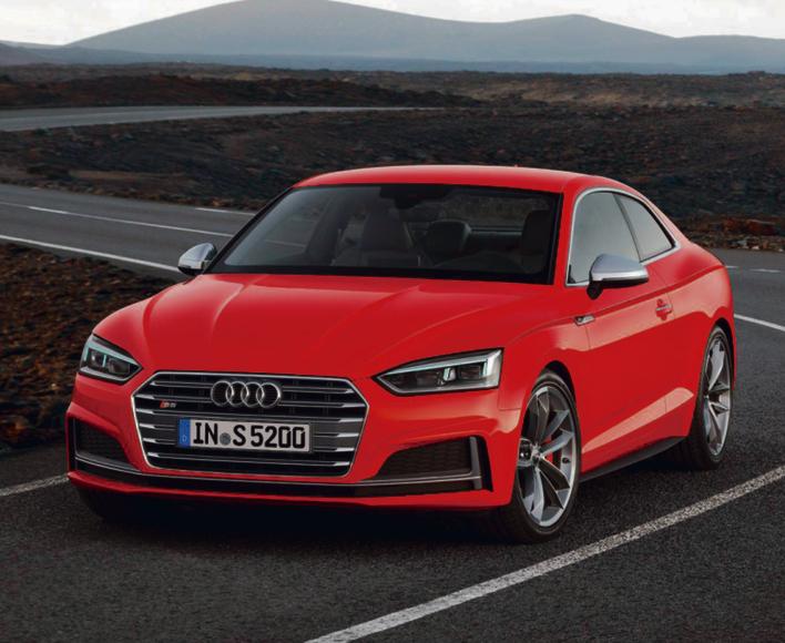 Audi A5 i S5